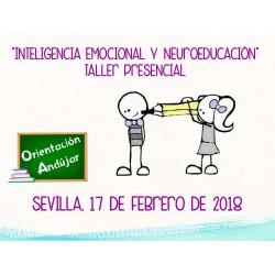 """TALLER PRESENCIAL """"INTELIGENCIA EMOCIONAL Y NEUROEDUCACIÓN"""" MADRID 20 DE ENERO"""